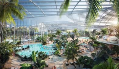 Green light for £250m water wellbeing centre in Manchester