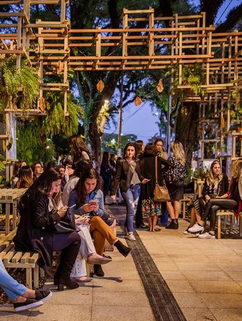 In São Paulo, A Street Becomes an Urban LivingRoom