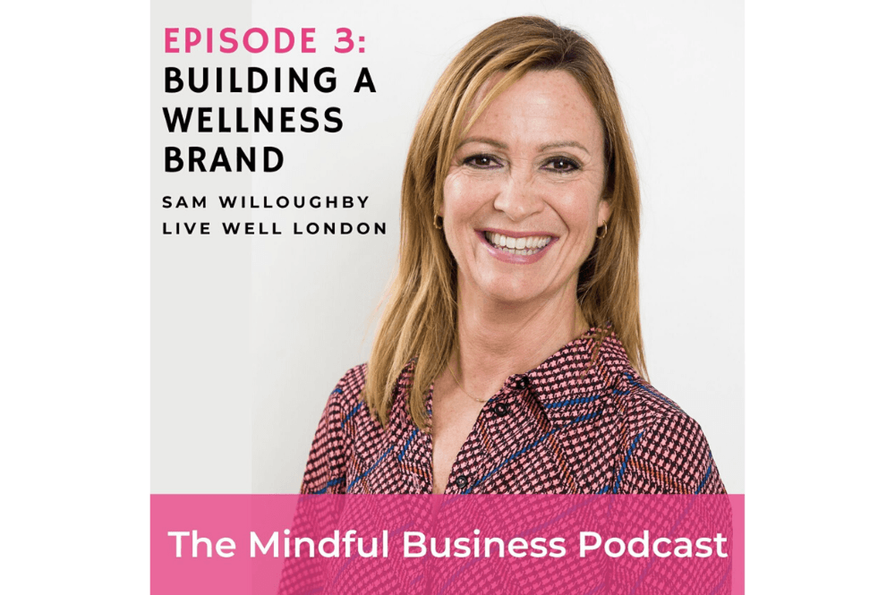 Live Well Events on The Mindful Business