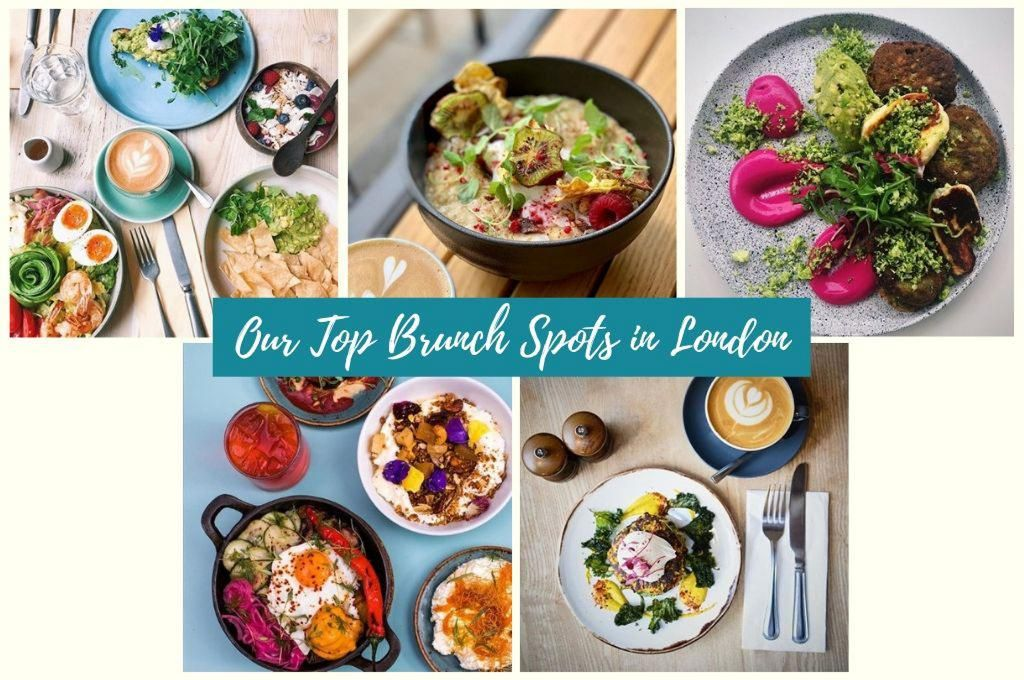 Our Top Brunch Spots in London