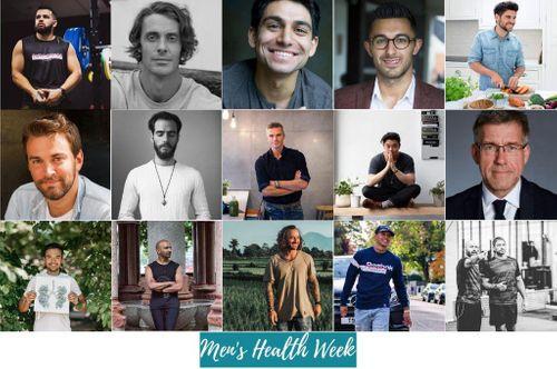 Men's Health Week: Who Inspires Us