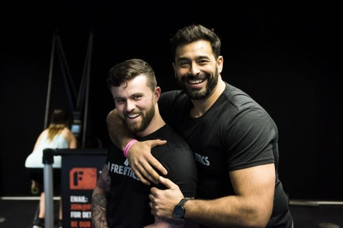 Let's talk about Men's Wellbeing