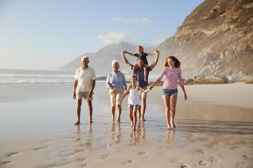 Blue Zones - Where there's no such thing as getting old