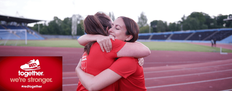 Inspiration Source: RED Together – Inspiration for physical activity in support of positive mental health