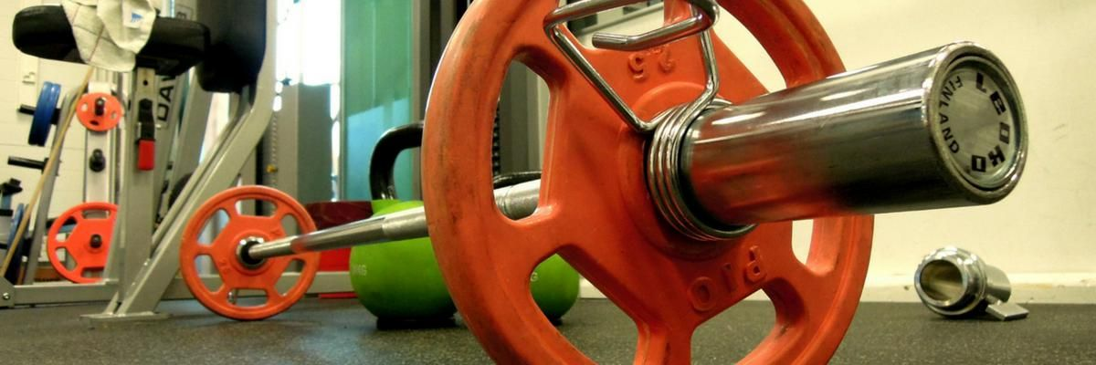 How not to be intimidated in the weights room
