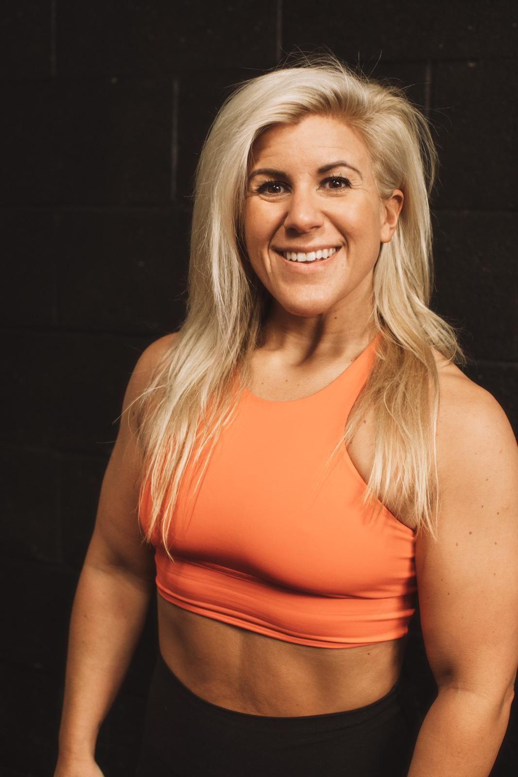 Laura 'Biceps' Hoggins