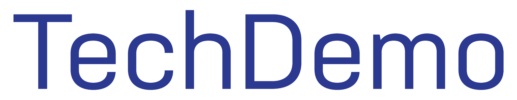 TechDemo logotype