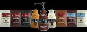 Hollander Cafe Sauces Launch in UK at CaffeCulture 2021