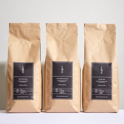 London Grade Coffee