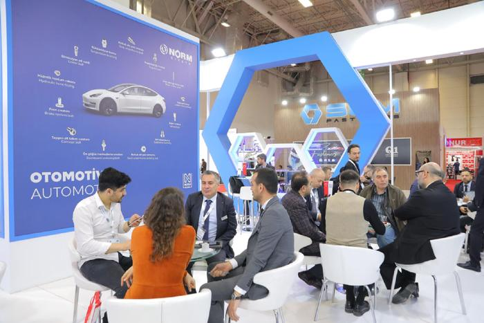 Leading companies visited the show in 2020