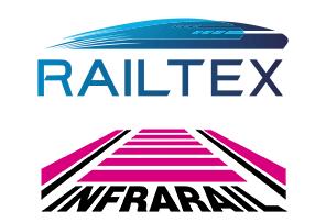 Railtex / Infrarail, 2 grands Salon 1 événement ferroviaire unique