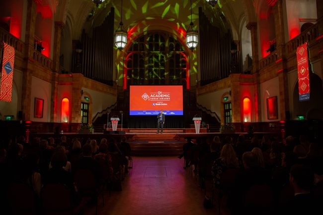 Awards Venues & Suppliers