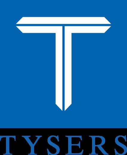 tysers logo