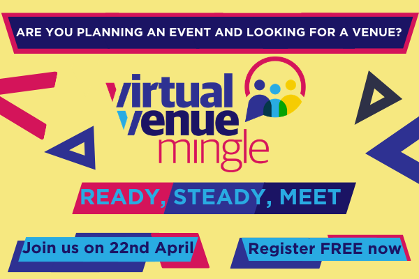 virtual venue mingle