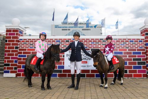 Olympia, the London International Horse Show 2021, moves to ExCeL London