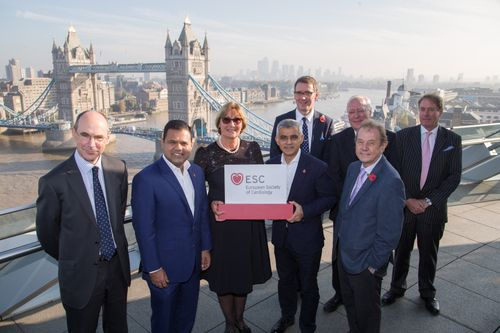 The world's biggest cardiology conference is set to return to London in 2024