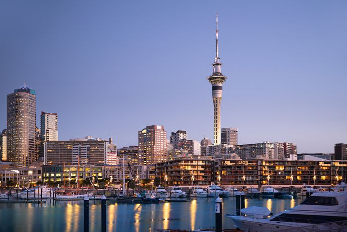 When the time is right, we welcome you to Auckland, New Zealand