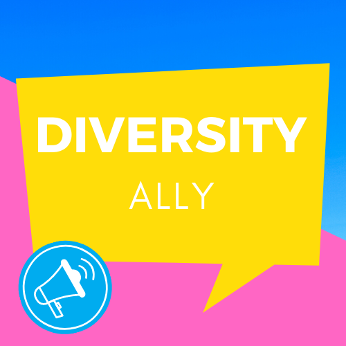Diversity Ally Launching the Diversity Trail at International Confex
