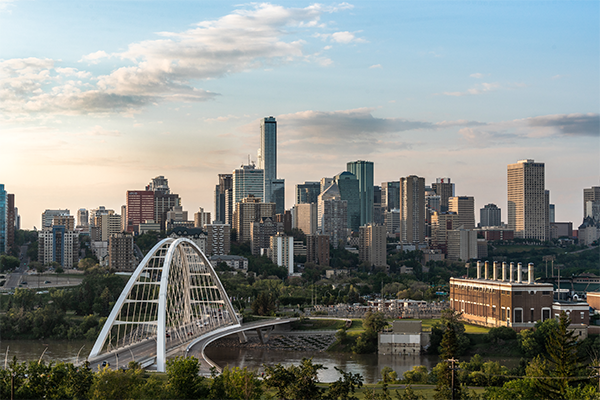 Edmonton – Shifting to Serve You in New Ways