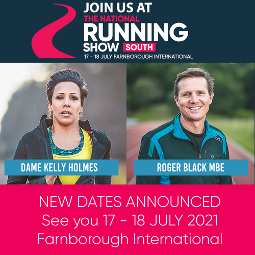 National Running Show announces new July date following government roadmap