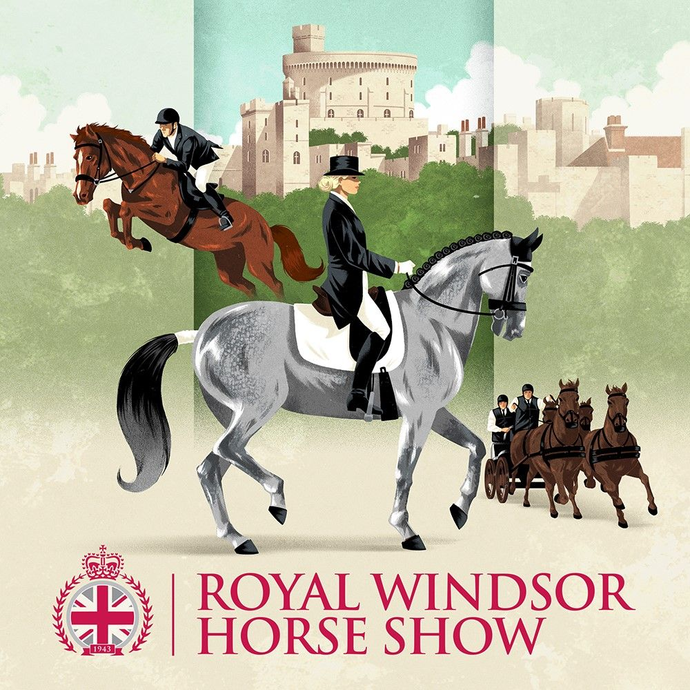 Royal Windsor Horse Show relies on Red Giant to ensure the Show will go on...
