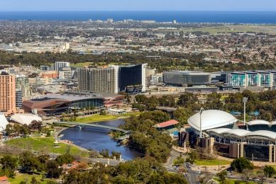 ADELAIDE, AUSTRALIA'S BUSINESS EVENTS SPRING BACK WITH CONFIDENCE