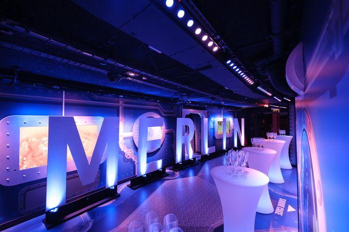 merlin centre drinks reception