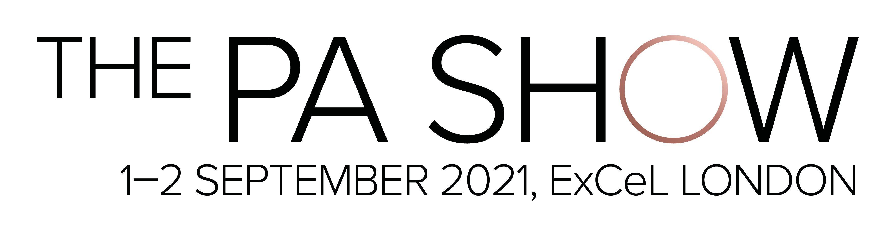 PA Show Logo