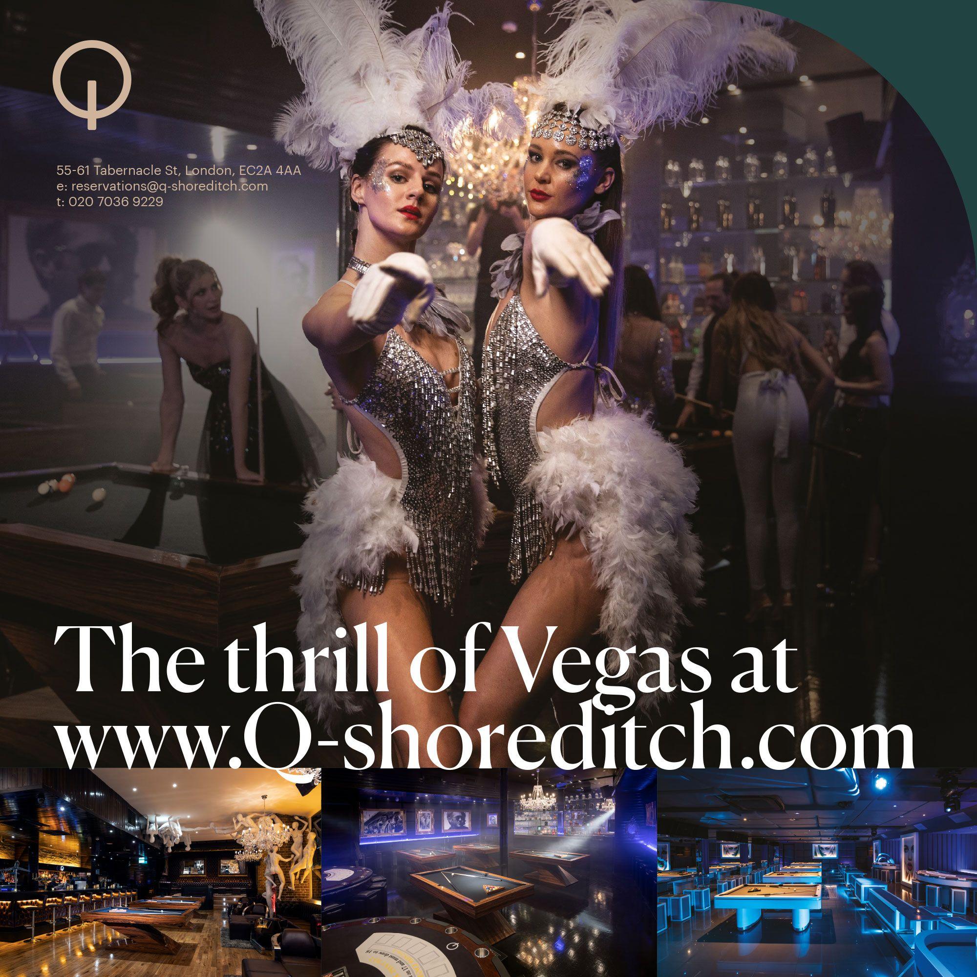 Exhibitor Spotlight - Q-Shoreditch