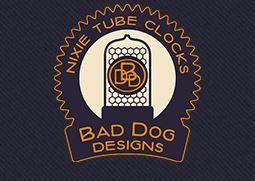 Bad Dog Designs Nixie Clocks Limited