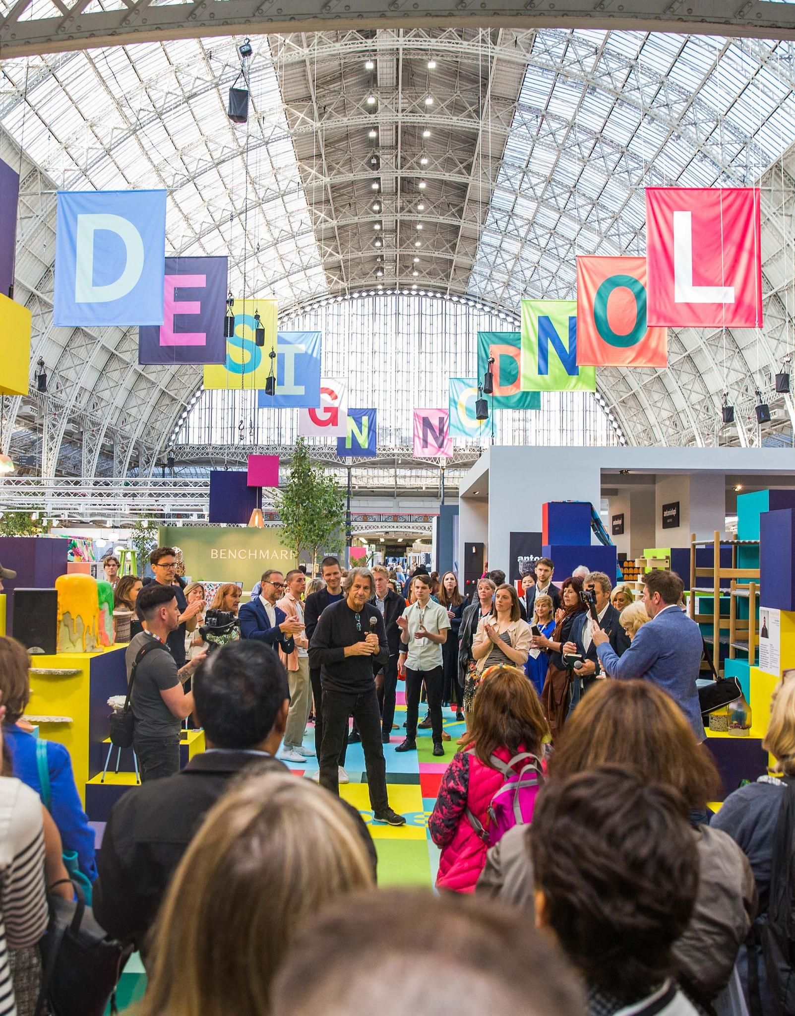 #100Design25 highlights video