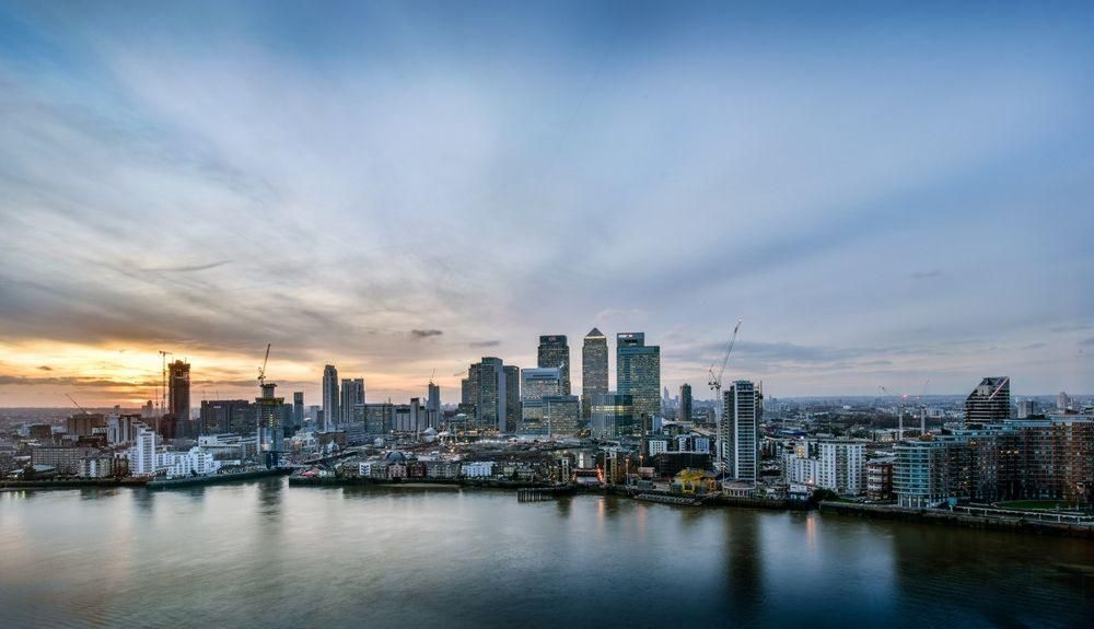 THE GREENWICH PENINSULA