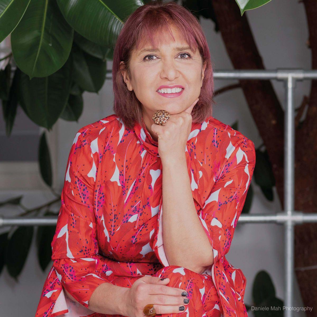 Soheila Sokhanvari