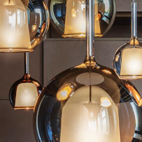 Glo lighting installation by Penta
