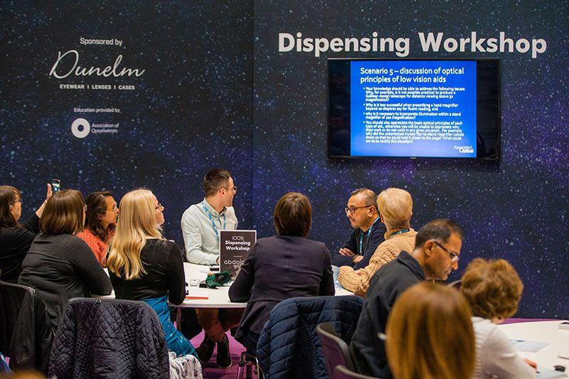 Dispensing workshop seminar