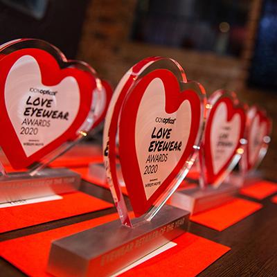 Love Eyewear Awards