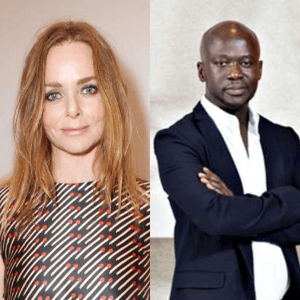 Stella McCartney and Sir David Adjaye