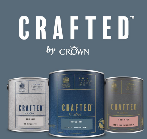 Win with Crown Paints