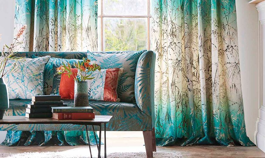 Top tips for measuring for curtains from Good Homes