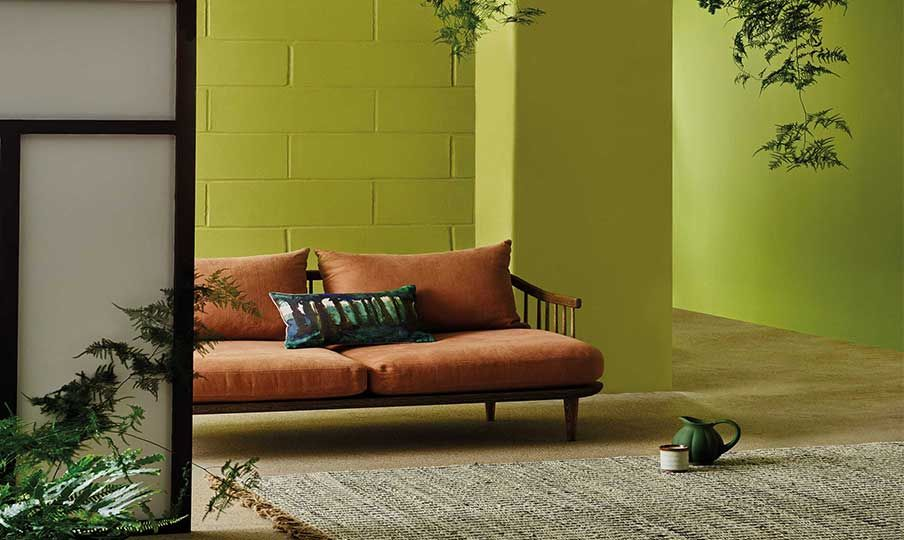 Colour inspiration with Crown