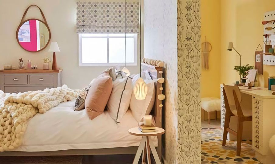 Top tips for designing a multifunctional bedroom