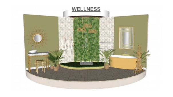 Wellness Roomset
