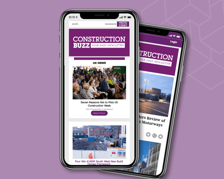 #ConstructionBuzz Newsletter