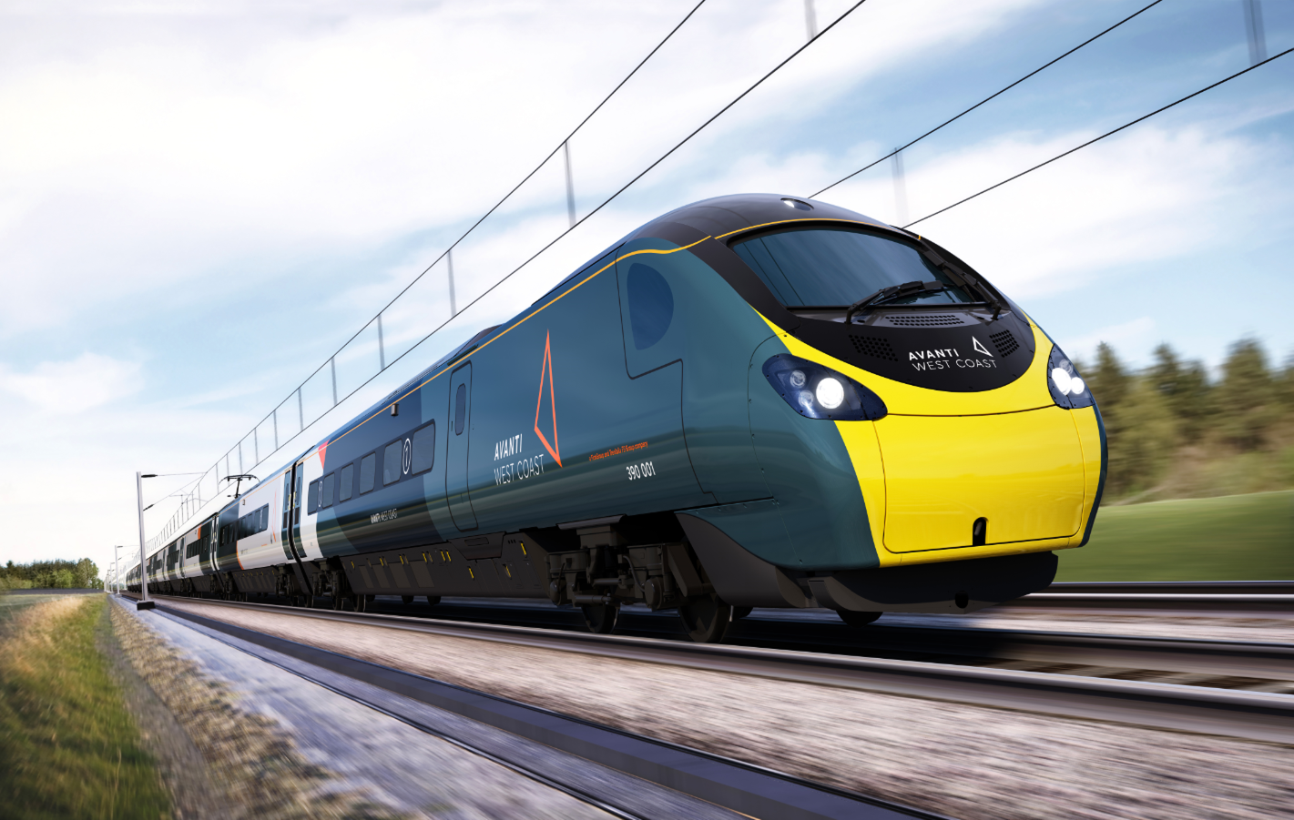 Avanti West Coast Trains advance fares
