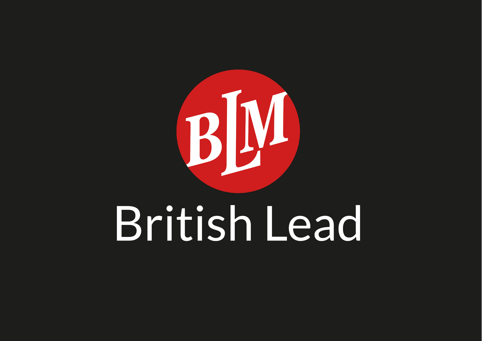 BLM British Lead