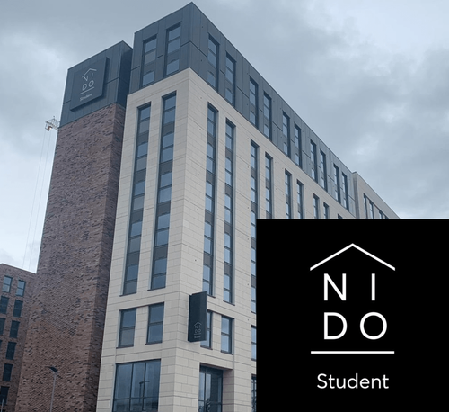 TLJ proud to work with Nido Student on flagship development in Glasgow