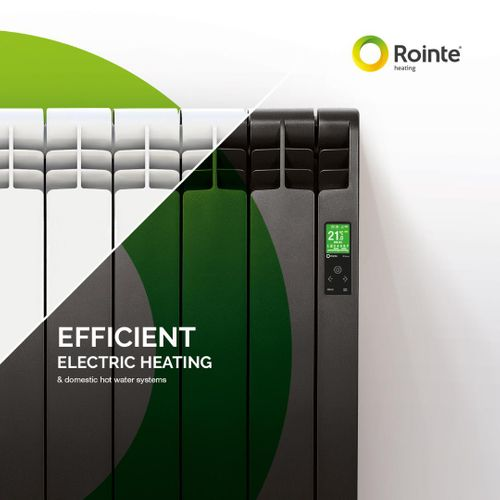 Rointe heating launch new website and brochure for 2019/2020