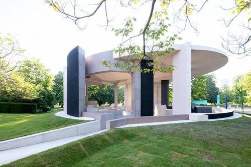 News: SDS Supports 2021 Serpentine Pavilion