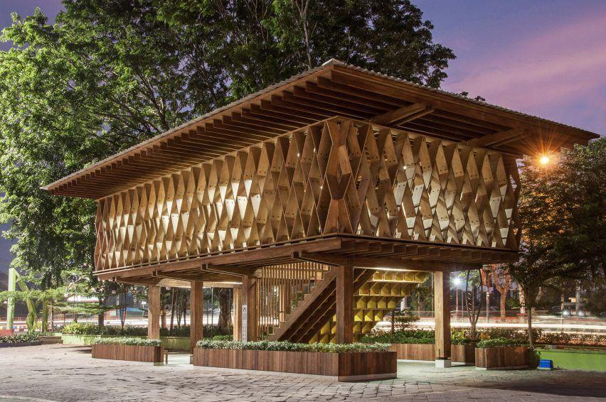 Microlibrary Warak Kayu - Performance Plywood®