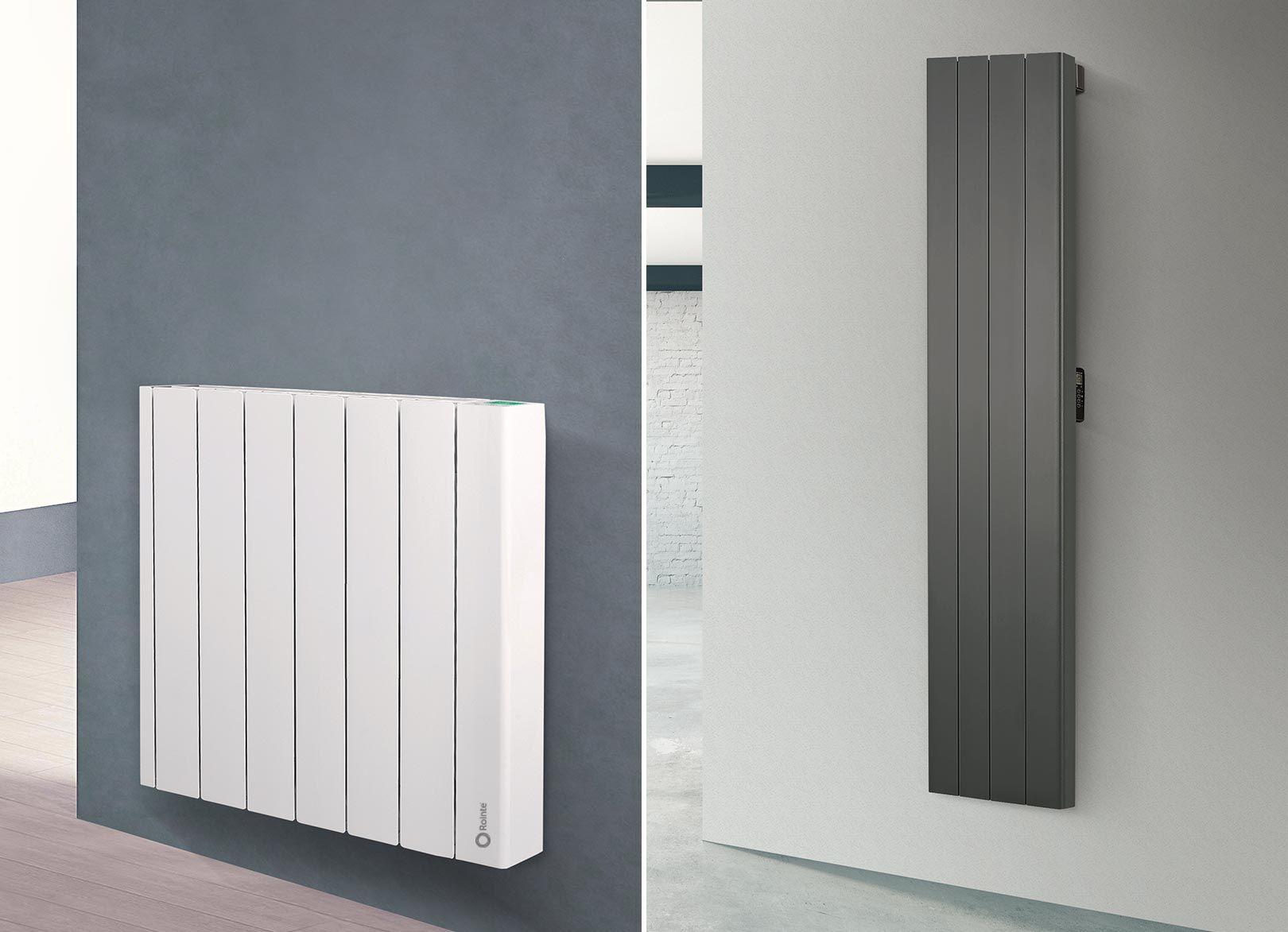 Rointe heating presents its new range of electric radiators
